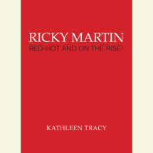 Ricky Martin: Red-Hot and on the Rise! Cover