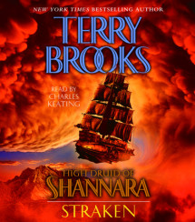 High Druid of Shannara: Straken Cover