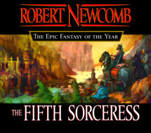 The Fifth Sorceress (Part A) Cover