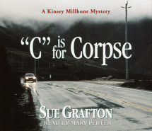 C Is For Corpse Cover