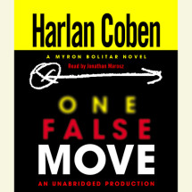 One False Move Cover