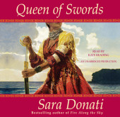 Queen of Swords Cover