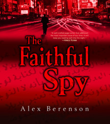 The Faithful Spy Cover