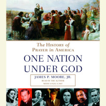 Prayer in America (One Nation Under God) Cover