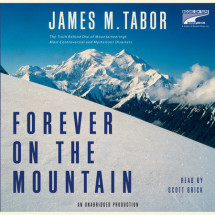 Forever on the Mountain Cover