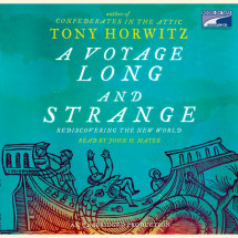 A Voyage Long and Strange Cover