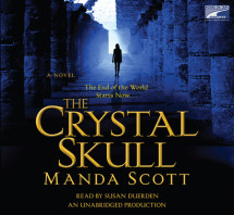 The Crystal Skull Cover