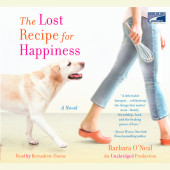 The Lost Recipe for Happiness Cover