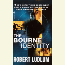 The Bourne Identity (Jason Bourne Book #1) Cover