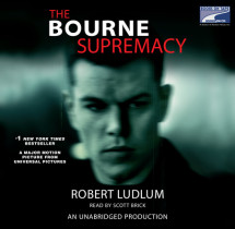 The Bourne Supremacy (Jason Bourne Book #2) Cover
