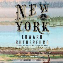 New York: The Novel Cover
