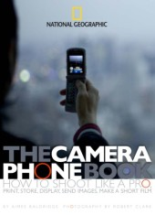 The Camera Phone Book Cover