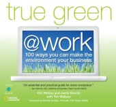 True Green at Work Cover