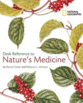 National Geographic Desk Reference to Nature's Medicine Cover