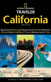 National Geographic Traveler: California, 3rd Edition Cover