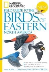 National Geographic Field Guide to the Birds of Eastern North America Cover
