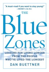 The Blue Zones Cover