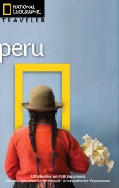National Geographic Traveler: Peru Cover