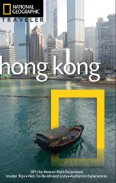 National Geographic Traveler: Hong Kong, 3rd Edition Cover