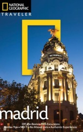 National Geographic Traveler: Madrid, 2nd Edition Cover
