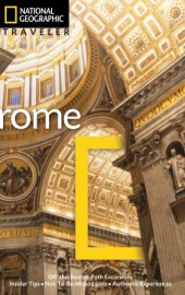 National Geographic Traveler: Rome, 3rd Edition Cover