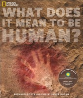 What Does It Mean to Be Human? Cover