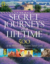 Secret Journeys of a Lifetime Cover