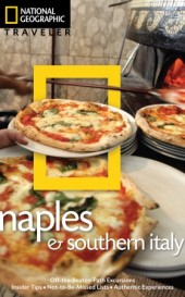 National Geographic Traveler: Naples and Southern Italy, 2nd edition Cover