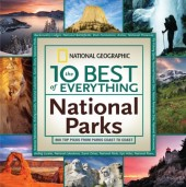 The 10 Best of Everything National Parks Cover