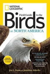 National Geographic Field Guide to the Birds of North America, Sixth Edition Cover