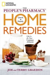 The People's Pharmacy Quick and Handy Home Remedies Cover