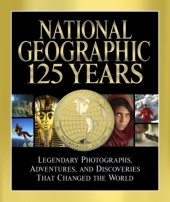 National Geographic 125 Years Cover