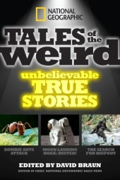 National Geographic Tales of the Weird Cover