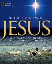 In the Footsteps of Jesus Cover