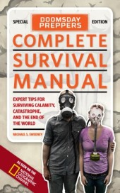 Doomsday Preppers Complete Survival Manual Cover