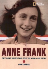 World History Biographies: Anne Frank Cover
