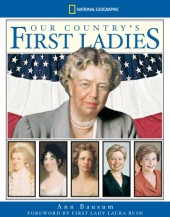 Our Country's First Ladies Cover