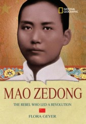 World History Biographies: Mao Zedong Cover