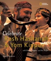 Holidays Around the World: Celebrate Rosh Hashanah and Yom Kippur Cover
