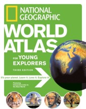 National Geographic World Atlas for Young Explorers, Third Edition Cover