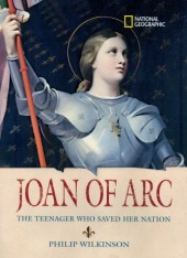 World History Biographies: Joan of Arc Cover