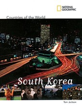 National Geographic Countries of the World: South Korea Cover