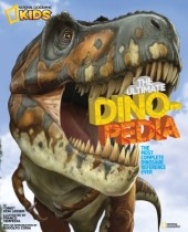 National Geographic Kids Ultimate Dinopedia Cover