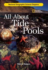 Science Chapters: All About Tide Pools Cover