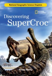 Science Chapters: Discovering SuperCroc Cover