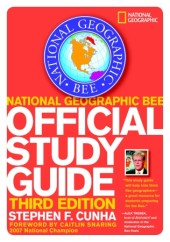 National Geographic Bee Official Study Guide, 3rd edition Cover