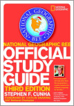 National Geographic Bee Official Study Guide, 3rd edition