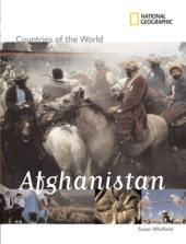National Geographic Countries of the World: Afghanistan Cover