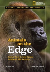 National Geographic Investigates: Animals on the Edge Cover