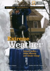 National Geographic Investigates: Extreme Weather Cover